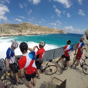 Had a spectaculous cycling tour with the SwissSki Slalom Worldcup guys. Thank you for letting me ride with you! #Mallorca
