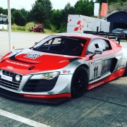 Oh yeah! #AudiR8LMS was soo intense!