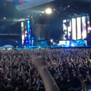 Metallica by request @Basel #headbang