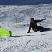 Busy days on Saas Fee's glacier! #yeah