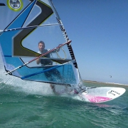 Snow in the mountains, but my mind is more like this! Looking forward to windsurf again soon #powerjibe