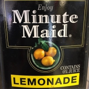 The lemonade without lemons... #seriously ? #whatsinthere ? #🇺🇸