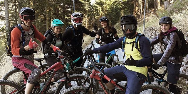Day out with the crew 💪🏼 #doyouevenenduro