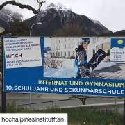 Thank you @hochalpinesinstitutftan for the cool ad. I spent six great years in this sport school which was the foundation of my professional snowboard career. Great so see them work with so many new talents and helping them to succeed in sport and school equally 🙌🏼 #Repost @hochalpinesinstitutftan with @repostapp ・・・ Nevin Galmarini for HIF.ch new ad Trainstation Scuol Ftan Tarasp#school#hochalpinesinstitutftan