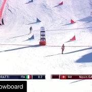 What a fantastic day! @fissnowboard Worldcup win #3 - #Repost @fissnowboard with @get_repost ・・・ And here is @nevingalmarini extending his PGS #SnowboardWorldCup lead in dominant fashion beating @edwin.coratti in the men's final of the ultimate form test prior to @pyeongchang2018 which was staged in @banskoskiresort @bansko today