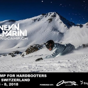 """SNOWBOARD CARVING CAMP 2018 by Nevin Galmarini """"Learn how to carve and improve your carving skill - the camp for hardbooters"""" Date: April 5 - 8, 2018 Location: Scuol, Switzerland Details: www.carvingcamp.ch #RideHard"""