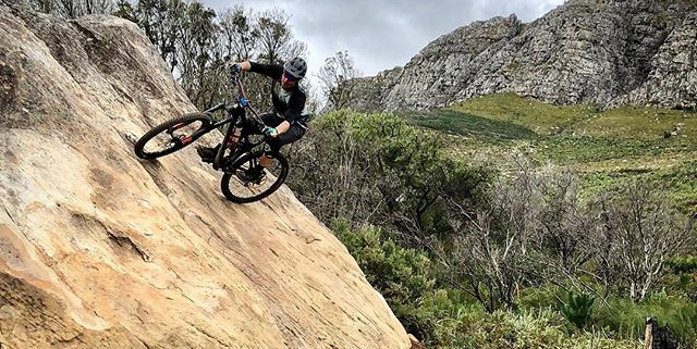 Trail surfing in South Africa 🇿🇦