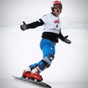 #throwbackthursday to my first ever @fissnowboard Worldcup podium back in 2011. It was not only my career's first top 3, it was also the first time when I performed well in front of my family and friends as this race was basically on home soil in @arosalenzerheide . Before that race I always had trouble to ride well when my family and friends were watching live as I was way too motivated. I learned to stay true to my values in any situations - this was the first race when the mental training paid off. #letitallout